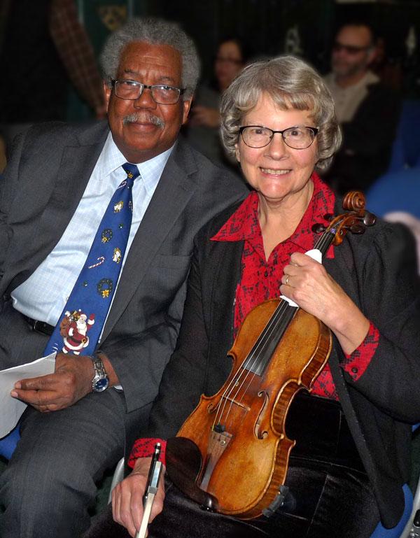 Volunteer music teachers