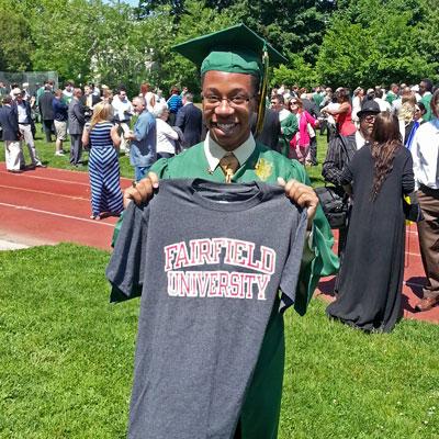 Fairfield University Student