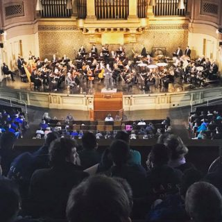 SMPA Visits New Haven Symphony Orchestra