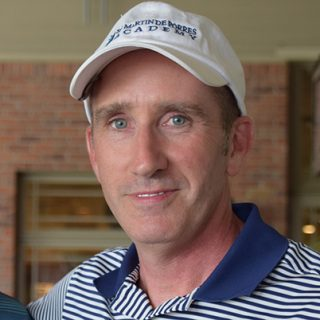 David M. Brown, Founding Partner of BK Group Benefits and SMPA Board Member and Golf-Fore-Kids Tournament Co-Chair