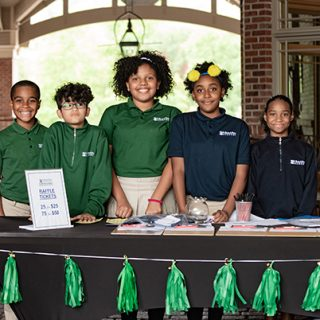 Saint Martin de Porres Academy Golf-Fore-Kids Scholarship Tournament