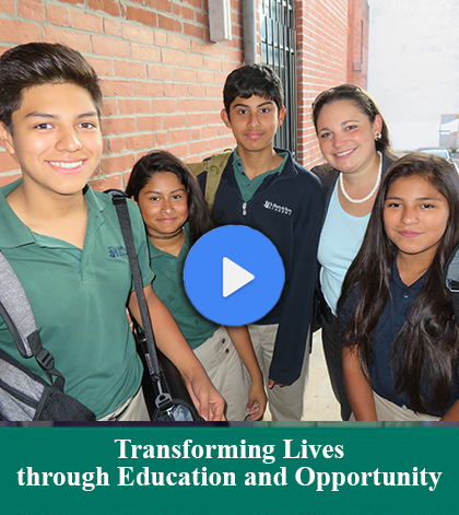 Saint Martin de Porres Academy video
